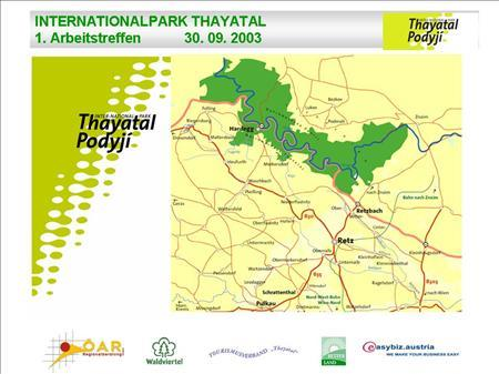 Internationalpark Thayatal